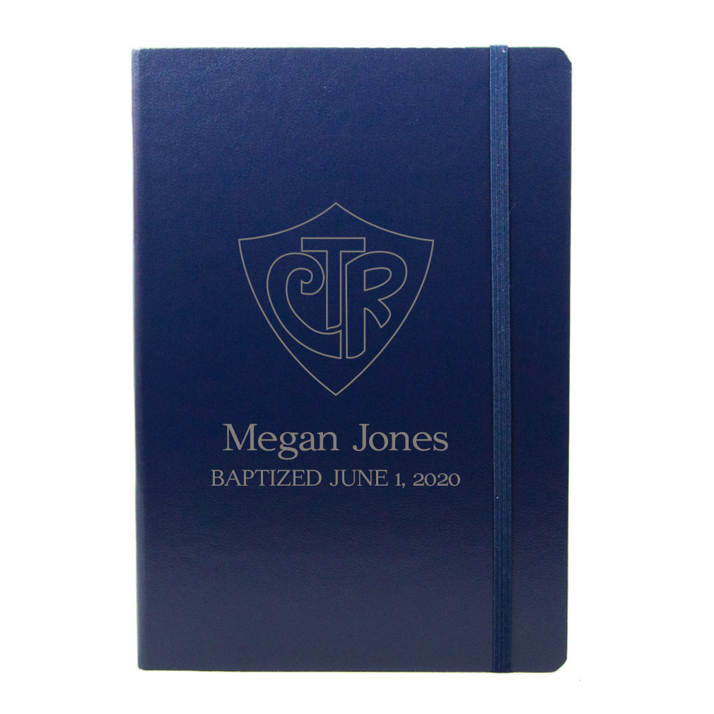 Personalized Baptism Journal - LDP-JRN-BAPTISM