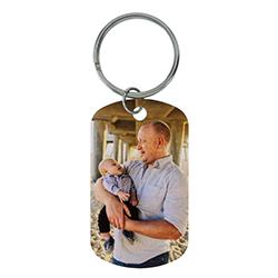 Personalized Photo Dog Tag Keychain photo keychain, photo dog tag, photo dog tag keychain, lds keychain