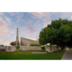 Boise Temple - Pre-Renovation