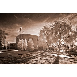 Mesa Temple - Infared Path - LDP-BB0029