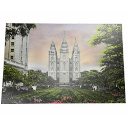 Salt Lake Temple - Holy Places
