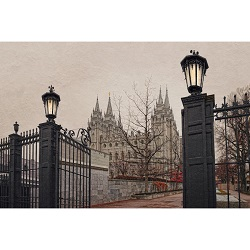 Salt Lake Temple - Endurance