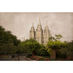 Salt Lake Temple - Everlasting