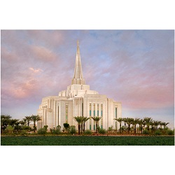 Gilbert Temple - Field