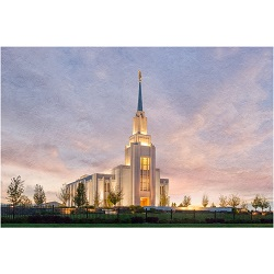 Twin Falls Temple - Holy Places