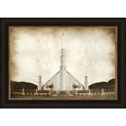 Boise Temple - Vintage