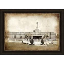 Fresno Temple - Vintage