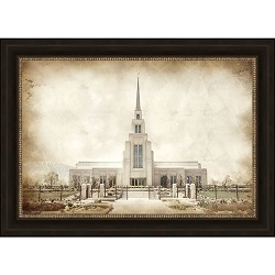 Gila Temple - Vintage