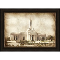 Indianapolis Temple - Vintage - LDP-VTA-INDP