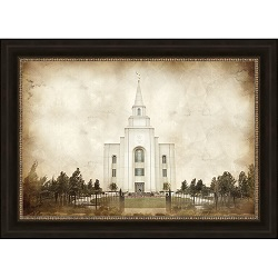 Kansas City Temple - Vintage