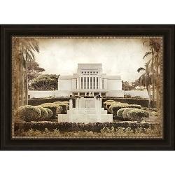Laie Temple - Vintage