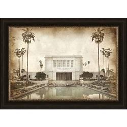 Mesa Temple - Vintage