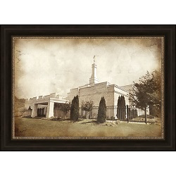 Nashville Temple - Vintage