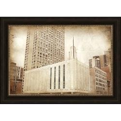 Manhattan NY Temple - Vintage