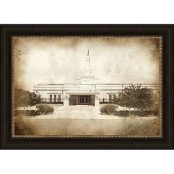 Oklahoma City Temple - Vintage