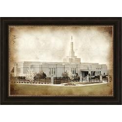 Reno Temple - Vintage
