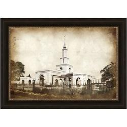 Sacramento Temple - Vintage