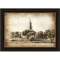 San Antonio Temple - Vintage
