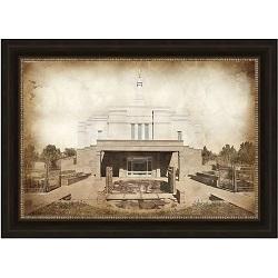 Snowflake Temple - Vintage