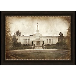 Spokane Temple - Vintage