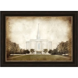 St. Louis Temple - Vintage