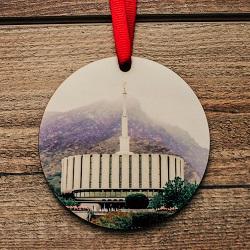 Provo Photo Temple Ornament provo temple ornament, temple ornaments, temple ornament, lds ornaments