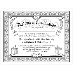 He That Receiveth Light Coloring Page - Printable free lds coloring page, lds coloring page, come follow me activities, come follow me coloring page, doctrine and covenants coloring page