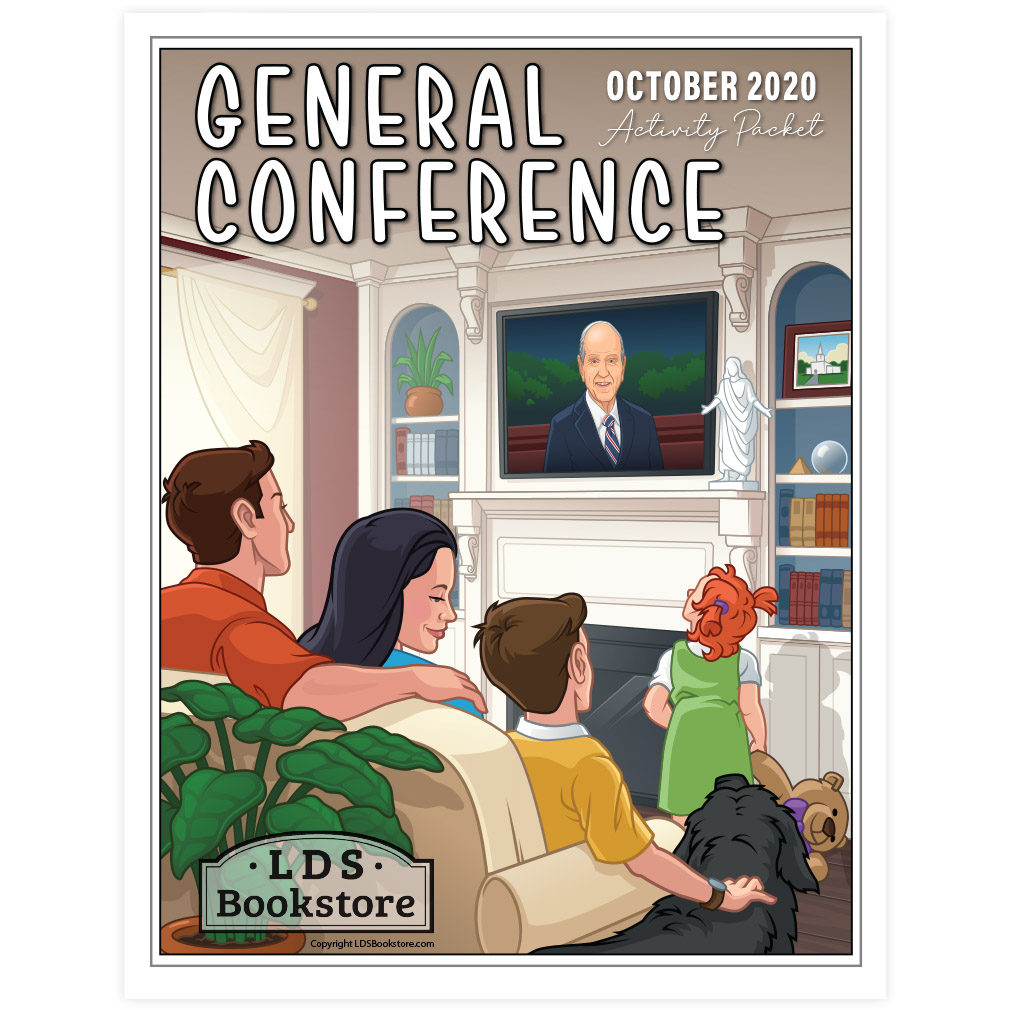 Free General Conference Activity Packet