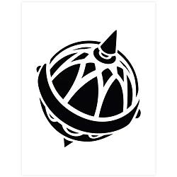 Liahona Pumpkin Carving Template - Printable  lds pumpkin carving templates, lds halloween ideas, lds halloween activities