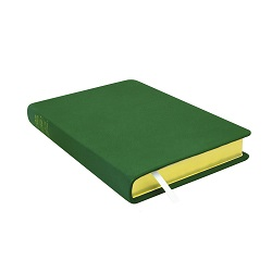 Large Hand-Bound Leather Triple - Emerald Green green lds scriptures, custom lds scriptures, green lds scripture, green triple combination,color triple combination scriptures,green triple combination scriptures
