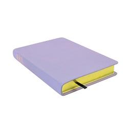 Large Hand-Bound Leather Triple - Lavender purple lds scriptures, custom lds scriptures, purple lds scripture, purple triple combination,color triple combination scriptures,purple triple combination scriptures