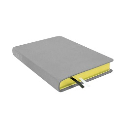 Large Hand-Bound Leather Triple - Light Gray gray lds scriptures, custom lds scriptures, gray lds scripture, gray triple combination, gray lds scriptures,color triple combination scriptures,gray triple combination scriptures