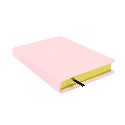 Large Hand-Bound Leather Triple - Light Pink - LDP-HB-LT-LPK