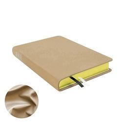 Large Hand-Bound Leather Triple - Pearlized Beige beige lds scriptures, custom lds scriptures, beige lds scripture, beige triple combination, color triple combination scriptures, beige triple combination scriptures