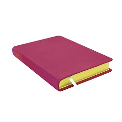 Large Hand-Bound Leather Triple - Red Plum red lds scriptures, custom lds scriptures, red lds scripture, red triple combination,color triple combination scriptures,red triple combination scriptures, burgundy lds scriptures