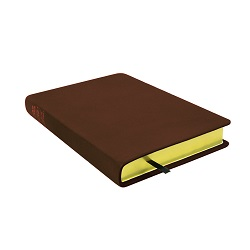 Large Hand-Bound Leather Triple - Rustic Brown brown lds scriptures, custom lds scriptures, brown lds scripture, brown triple combination, brown lds scriptures,color triple combination scriptures,brown triple combination scriptures