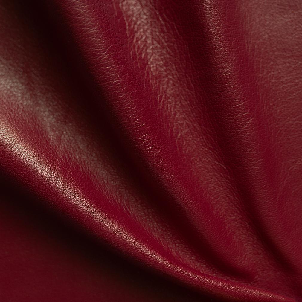Hand-Bound Leather Quad - Red Plum - LDP-HB-RQ-RDP