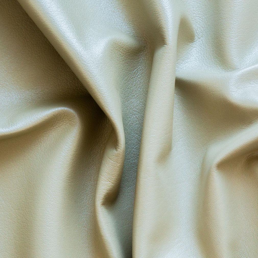 Large Hand-Bound Leather Triple - Pearlized Khaki - LDP-HB-LT-PZK