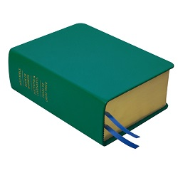 Hand-Bound Leather Quad - Dark Jade - LDP-HB-RQ-DKJ