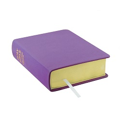 Hand-Bound Leather Bible - Lilac purple lds scriptures, custom lds scriptures, purple lds scripture, purple Bible combination,color Bible combination scriptures,purple Bible combination scriptures