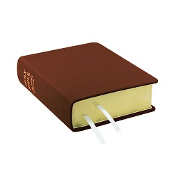 Hand-Bound Leather Bible - Rustic Brown brown lds scriptures, custom lds scriptures, brown lds scripture, brown Bible combination, brown lds scriptures,color Bible combination scriptures,brown Bible combination scriptures