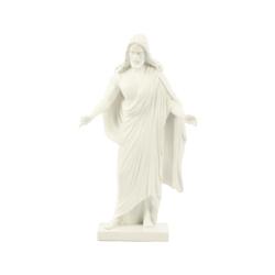 "8"" Polyresin Christus Statue christus statues, christus statue, christus, lds christus, mormon christus, deseret book christus, one moment in time christus"