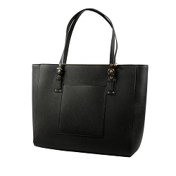 Women's Temple Bag - Black