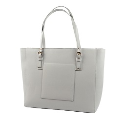 Womens Temple Bag - Gray