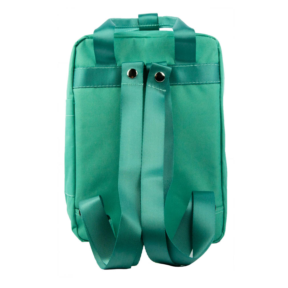 Aqua Mini Scripture Backpack - BM-KIRTLAND-AQUA